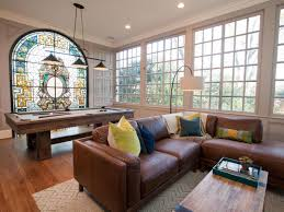 Property Brothers Living Room Designs Property Brothers Coral Grey Yellow Living Room Carameloffers