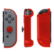 <b>Накладки</b> для <b>Nintendo Switch Joy</b>-<b>Con Armor</b> Guards 2 Pack RED ...