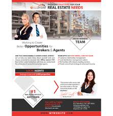 Real Estate Flyers 08 Real Estate Agent Flyers 08 Realtor Flyers 08