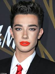 James charles is covergirl's first cover boy — and that is freaking out one mom. Ariana Grande Is The Rudest Celebrity According To James Charles Daily Mail Online