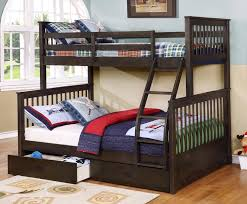 ... Tanglewood Collection - Honey TW/TW Bunk Bed