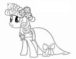 Tranh Tô Màu Pony Người ❤️ 1001 Hình Ngựa Pony Đẹp