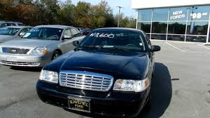 2006 FORD CROWN VICTORIA LX 1 OWNER LOW MILES FOR SALE RAVENEL ...
