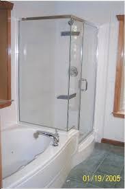 Soaking Tub Shower Combo Corner Bathtub Shower Combo Kohler - Bathroom with jacuzzi and shower