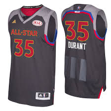 Nba Kevin Durant Black All 35 Jersey Star Western