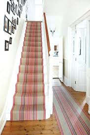 striped stair carpet striped carpet rugs for stairs stair runners alternative