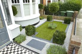 Terraced House Front Garden Design Ideas