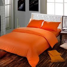 luxury orange comforter sets
