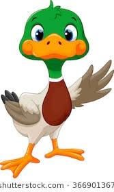 cute duck clipart. Delighful Duck Cute Baby Duck Waving Its Wings Inside Duck Clipart U
