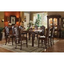 welles 9 piece counter height dining set by astoria grand wonderful