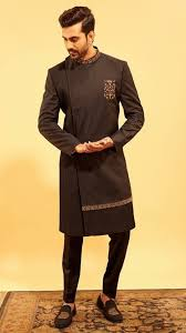 Designer Kurta For Groom Pin By Swegna Designerworld On Mens Fashion Designer