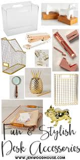 trendy office accessories. Trendy Office Supplies. Desk Accessories Image Gallery Supplies A Stylish Organized T I