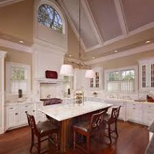 kitchen lighting ideas vaulted ceiling. bulkhead and vaulted ceiling design ideas pictures remodel decor page 2 kitchen lighting h