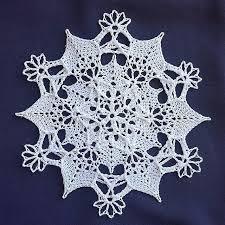 Crochet Snowflake Pattern Chart 10 Crochet Snowflake Patterns