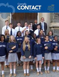 connelly contact by connelly school of the holy child issuu