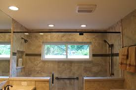 modern shower remodel. Modren Shower Bathrooms This Master Bathroom Remodel Involved A Complete Modification Of  The Layout Old Tub Area Was Removed And Converted To Large Modern Shower Throughout
