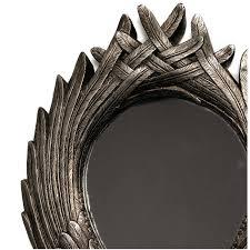 silver angel wing mirror wings debenhams angel wings