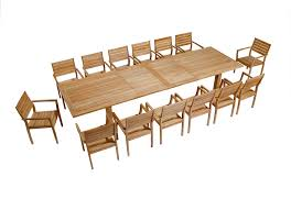 teak dining tables uk. barlow tyrie apex teak extending dining table tables uk i