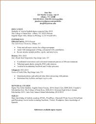 Template Sample Resume For Internship Templates Law Intern Resume