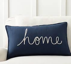 navy blue lumbar pillow.  Lumbar Intended Navy Blue Lumbar Pillow T