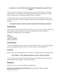 Sample Resume Accounting Clerk Entry Level Accounting Clerk Resume