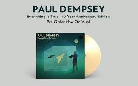 Shows Archive Paul Dempsey