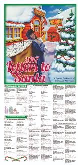 Mt Airy News Mount Airy Letters To Santa