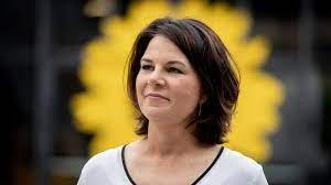Baerbock 2013 óta a német bundestag tagja. Bundestagswahl 2021 Annalena Baerbock Kanzlerkandidatin Der Grunen