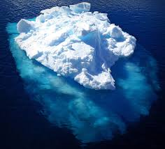 iceberg quotes like success iceberg above and below