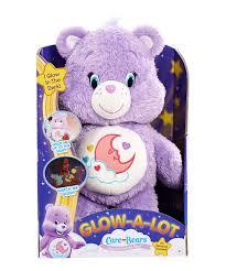 Glow In The Dark Teddy Bear Night Light Loving This Care Bear Glow A Lot Sweet Dreams Bear On