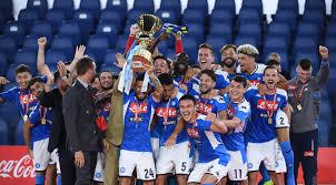 Napoli-Juventus 4-2 dopo i calci di rigore, Gattuso trionfa in un Olimpico  vuoto. FOTO