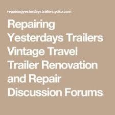1968 blazon 12 vintage travel trailers repairing yesterdays trailers vintage travel trailer renovation and repair discussion forums