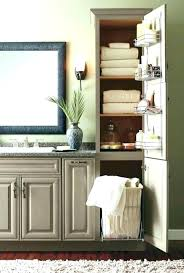 bathroom closet ideas. Bathroom Closet Ideas Linen Closets Modern Cabinet White Best Small A