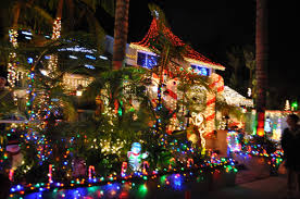 Christmas Light Contest 2018 Home Lighting Contest Mission Viejo Activities Committee