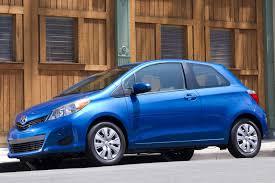 2014 Toyota Yaris VIN# JTDJTUD3XED596175