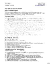 Data Center Specialist Sample Resume Data Center Specialist Sample Resume shalomhouseus 1