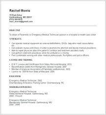 Tech Resume Format Dialysis Technician Resume Beautiful Emergency
