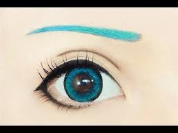 hatsune miku tutorial anime eye makeup 191