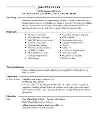 A Resume Summary Examples 4 Resume Examples Resume Summary