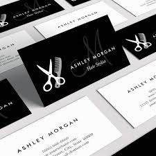 Templates : Beauty Salon Business Cards Free As Well As Salon ...