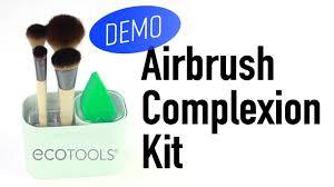 <b>EcoTools Airbrush Complexion Kit</b> - YouTube