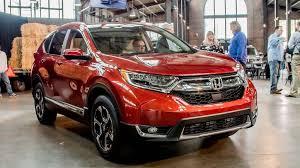 2018 honda suv. Exellent 2018 2017 Honda CRV Intended 2018 Honda Suv E