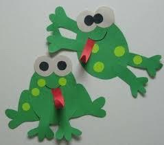 Frog Template For Preschool Yaponiya Club