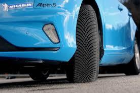 <b>Нешипованные зимние шины</b> michelin Alpin 5 обзор
