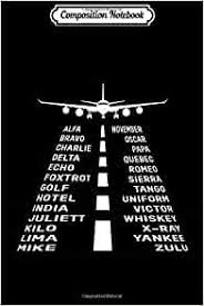 Check out our phonetic alphabet selection for the very best in unique or custom, handmade pieces from our wall hangings shops. Composition Notebook Funny Pilots Airplane Plane Phonetic Alphabet Journal Notebook Blank Lined Ruled 6x9 100 Pages Schutte Schh Egbert 9798625273534 Amazon Com Books