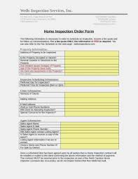Learn The Truth About Home Inspection Form Form Information