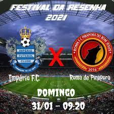 ROMA F.C - Home