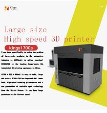 Kings 1700 <b>Large</b>-<b>Size</b> High-Speed <b>3D Printer</b> for Automobile ...