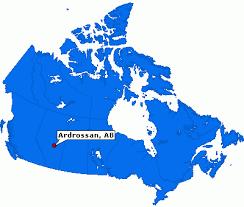 ardrossan, alberta profile epodunk Map Of Ardrossan ardrossan, ab locator map map of ardrossan