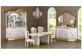 Esstisch Rosa Weissgold Luxus Esszimmer Tisch Ausziehbar Für Bis Zu 8 Personen